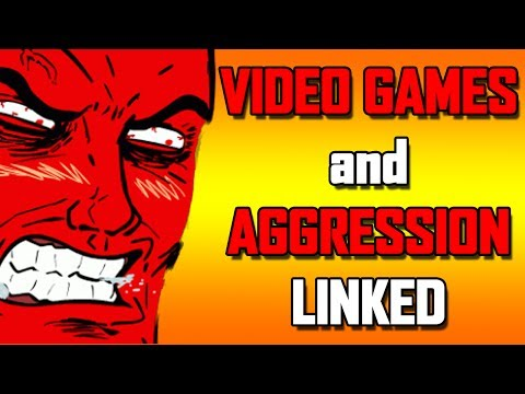 PROOF! Study LINKS Video Games and Aggression....BUT