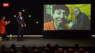 Lapsus - finde Büsser   Arosa Humorfestival 2018   SRF Comedy