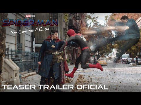 SPIDER-MAN: SIN CAMINO A CASA - Trailer oficial subtitulado (HD)