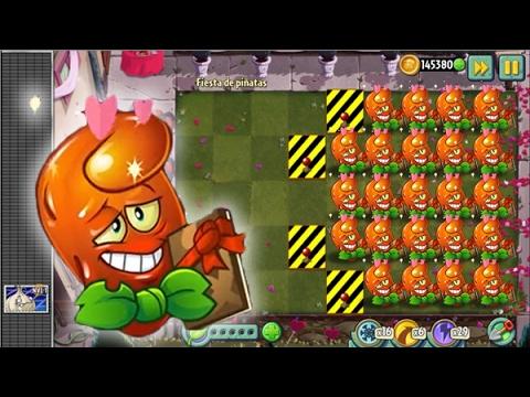 Plants Vs Zombies Fiestas Muyameno Com Fiestas