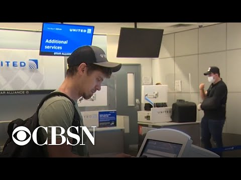 U.S. airports to