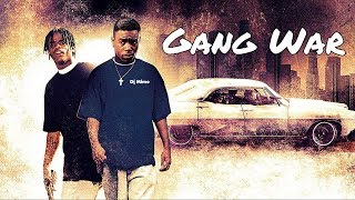 2Pac Ft. Eazy-E & Ice Cube - Gang War (HD)