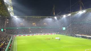 Last penalty BVB - Werder 3-3 DFB-Pokal