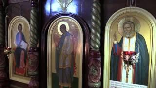 Наш храм как лучик света храм Серафима Саровского п Явас