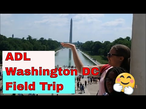 KAYLAS WASHINGTON DC TRIP 2018 ACADEMY FOR DISCOVERY AT LAKEWOOD