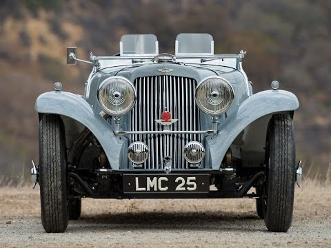 1939 Aston Martin 15/98 Short Chassis Open Sports