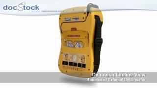 Defibtech Lifeline View Defibrillator