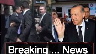 Erdogan's security guards attacked American  secret services officer in USA