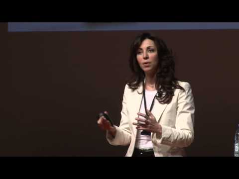 I am a global thinker: Elizabeth Filippouli at TEDxSabanciUniversity
