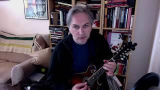 I Ne'er Shall Wean Her (jig) on mandolin