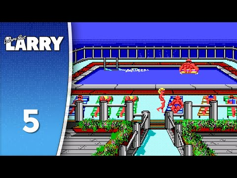 Leisure Suit Larry: Finale - PART 9 - Steam Train from YouTube · Duration:  17 minutes 7 seconds