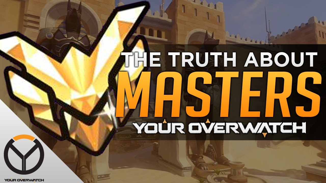 Overwatch: The Truth About Masters Rank | SuperNewsWorld com