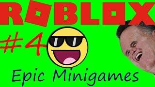 PRD*L?!!!| Roblox #4 | Epische Minispiele|w/Kraken, Bavarin