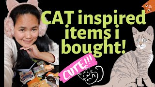 11 Cat Inspired Items I Bought In Japanweird Japanese Productscat Products Reviewcat Lover