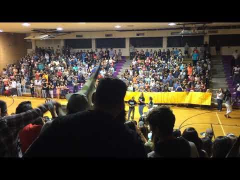 Okeechobee high school pep rally c/o 2017