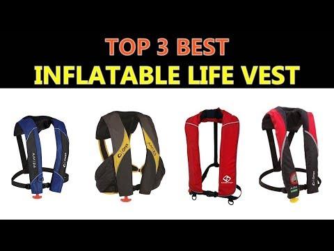 Best Inflatable Life Vest 2020