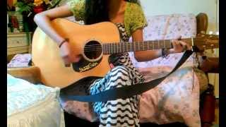 Majesty (Here I Am) - Hayley Westenra - Guitar Cover (Dedicated to Jamich)