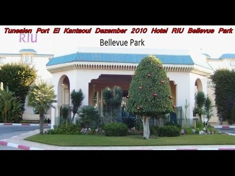 PDVideo 137 Tunesien Port El Kantaoui Hotel RIU Bellevue Park Dez 2010
