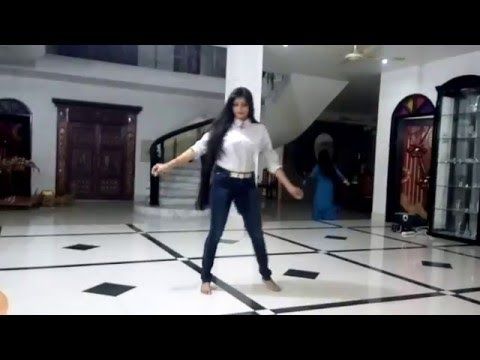 Holud - Mehedi  Dance Rehearsal 😂 Ufff- Bang Bang - Raw Video By Sama Mehjabin Rinty.