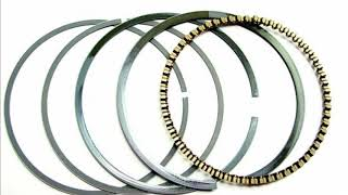 PISTON RING FUNCTIONS AND WORKING   Used in Cars
