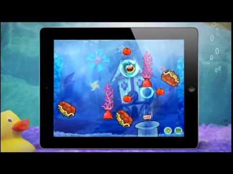 Fish Hooks - iOS App Promo