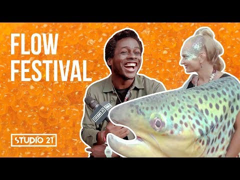 Зона 51, европейская молодежь, трип в Финляндию — Сэм на Flow Festival