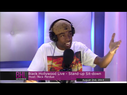 Stand. Up. Sit. Down. w/David A. Arnold | August 4th, 2013 | Black Hollywood Live