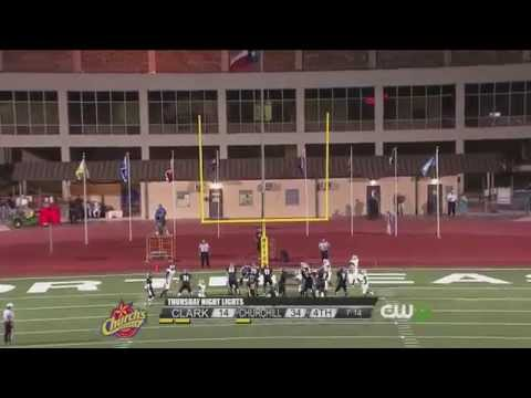 Thursday Night Lights 2014  Game 1 -San Antonio-