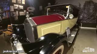 Ciekawostki 458 Auto World Museum, Fulton, Mo
