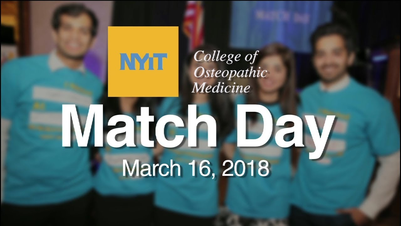 NYITCOM Match Day 2018 Highlights Video!