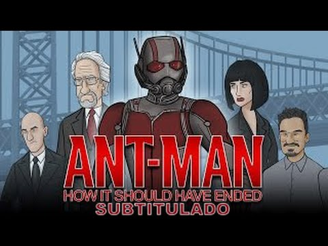 How Ant-Man Should Have Ended Subtitulado Español Latino streaming vf