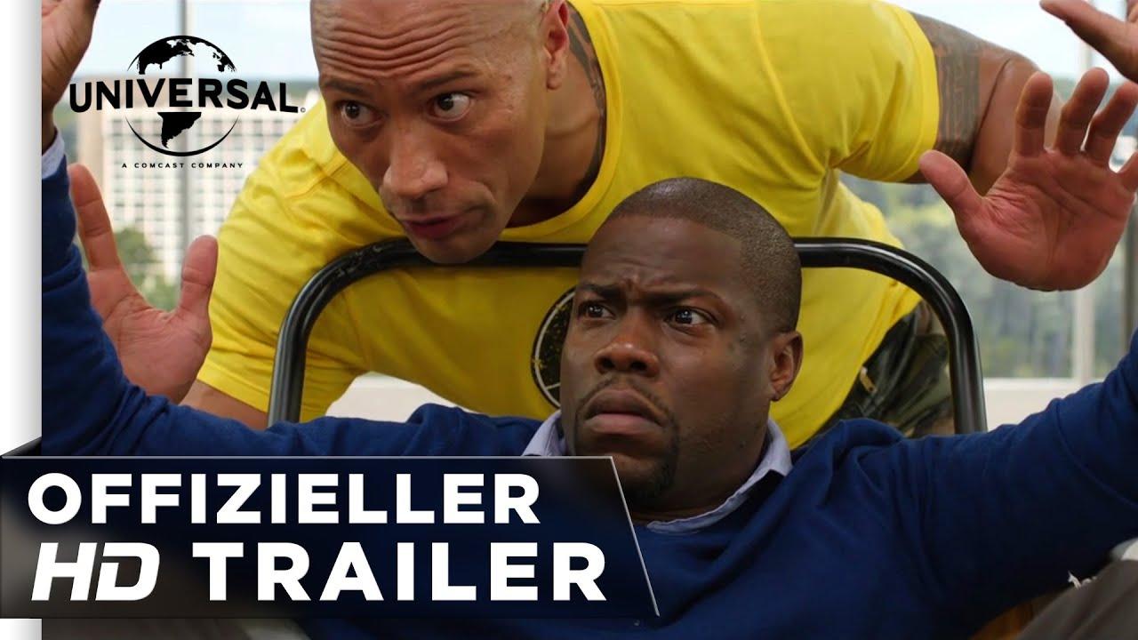 Central Intelligence - Trailer deutsch / german HD