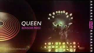 Queen | Bonsoir Paris! (Live in Paris 1979) - DVD Remastered - Trailer