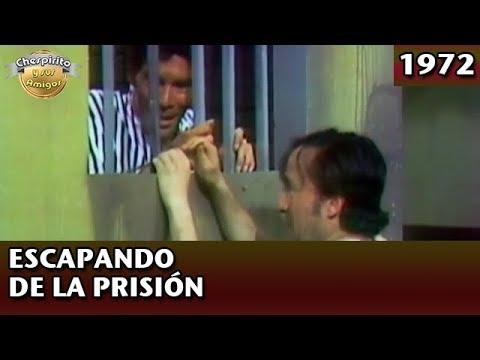 El Chompiras y el Peterete | Escapando de la prisión