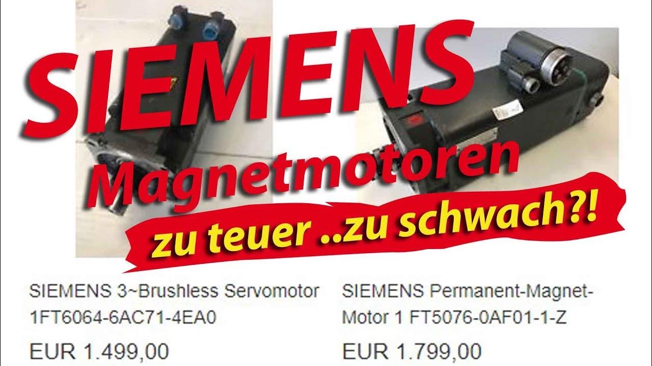 Permanent Magnet GENERATOR Wechselstrom Generator 40V, 700Watt ...