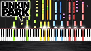 Linkin Park - Numb - IMPOSSIBLE PIANO by PlutaX - Synthesia