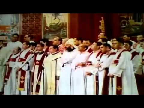 Ordination of Fr. Gregory Bekhit & Fr. Elijah Ibrahim 7/9/15 Part 2