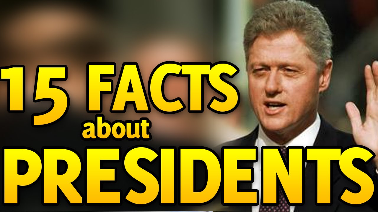 15 interesting facts about presidents your monday cure for Fun facts about the presidents