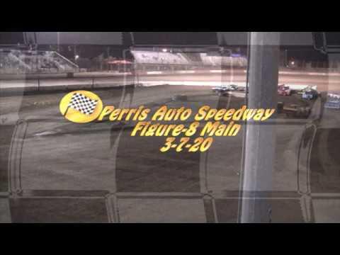Perris Auto Speedway Figure-8 Main 3-7-20