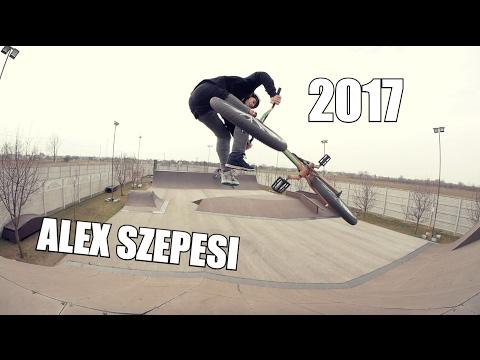 Alex Szepesi 2017 BMX Edit !