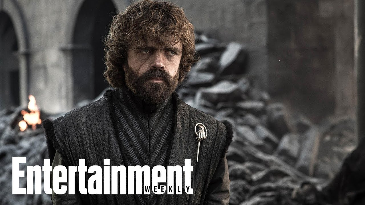 Game Of Thrones Reveals Final Episode Photos | News Flash