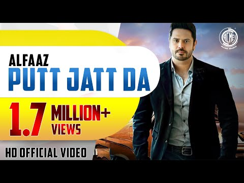 Putt Jatt Da | Alfaaz | Full Music Video