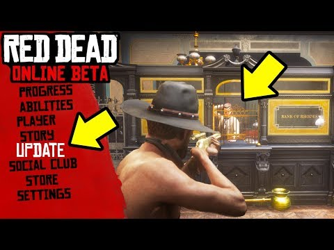 ROCKSTAR CONFIRMS NEW CONTENT FOR RED DEAD ONLINE! TAKE-TWO INTERACTIVE Q3 SHAREHOLDER CALL!