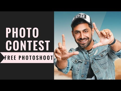 Free Photoshoot ! How to become a Model Actor ? Your chance to Win the Portfolio Contest
