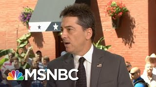 Scott Baio Defends 'Jokes' About Women, Blocking Tamron Hall On Twitter | MSNBC
