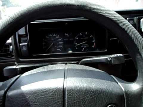 1989 Volkswagen Golf Test Drive - YouTube
