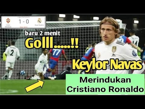Madrid terpuruk di liga champions, sosok Ronaldo di rindukan Mp3