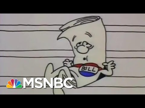 'Schoolhouse Rock!' Singer, Voice Of 'I'm Just A Bill' Dies At 88 | MTP Daily | MSNBC