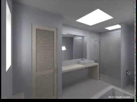 VELUX brengt daglicht in uw badkamer - YouTube