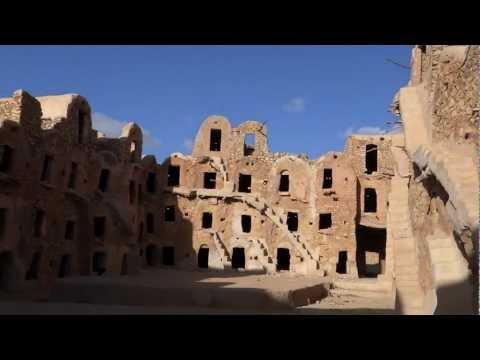 OurTour visit the beautiful Ksar Mourabtine in Tunisia